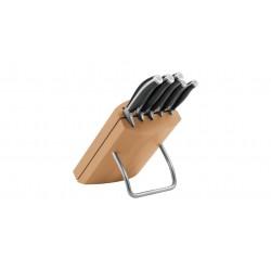 Набор ножей в деревянной...